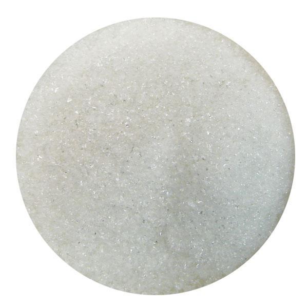 8.5 oz Clear Transparent Uroboros Fine Frit - 90 COE