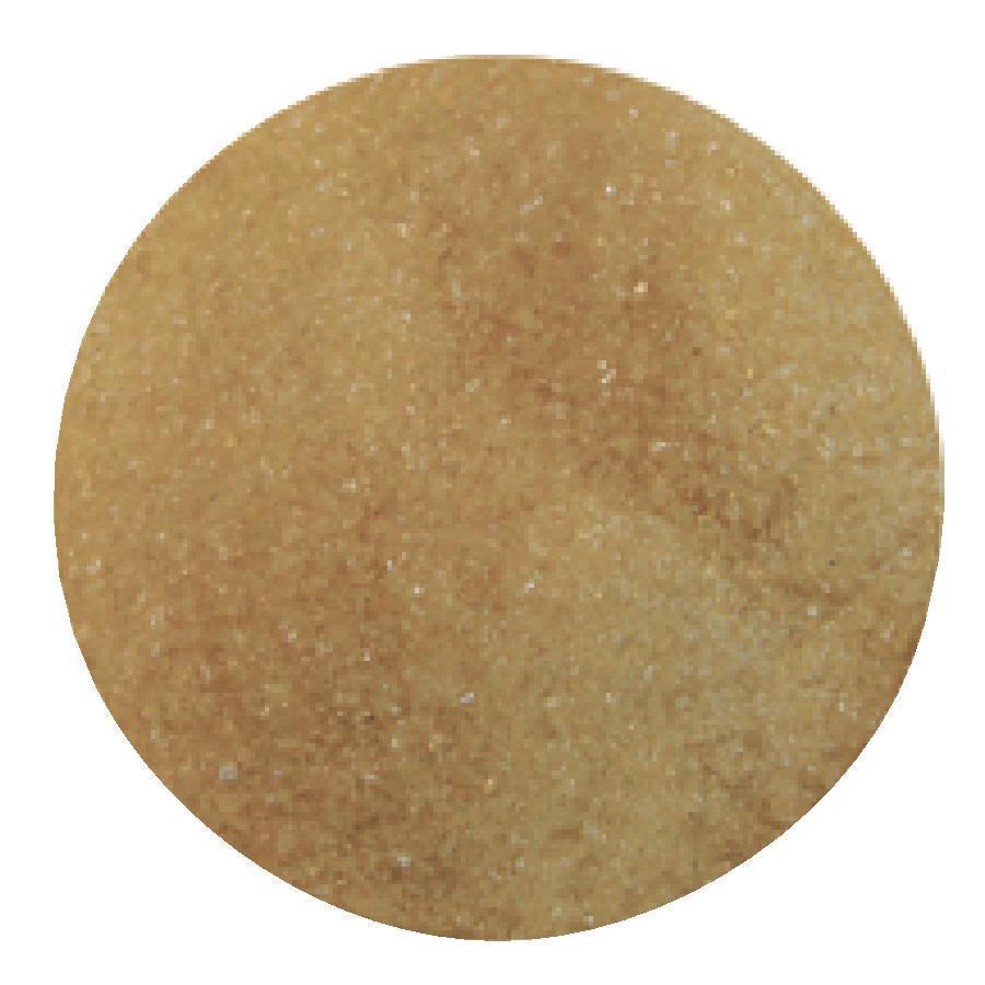 8.5 oz Golden Amber Transparent Fine Frit - 90 COE
