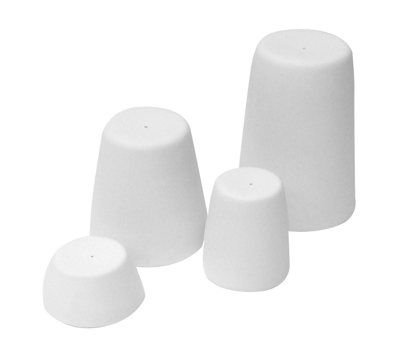 Delphi Studio Ceramic Candle Cup Mold Set
