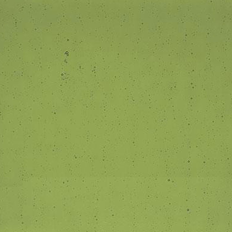 Bullseye Glass Olive Green Transparent Thin - 90 COE