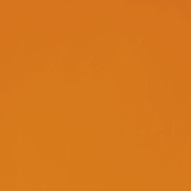 Bullseye Tangerine Orange Opal Striker Double Rolled - 90 COE