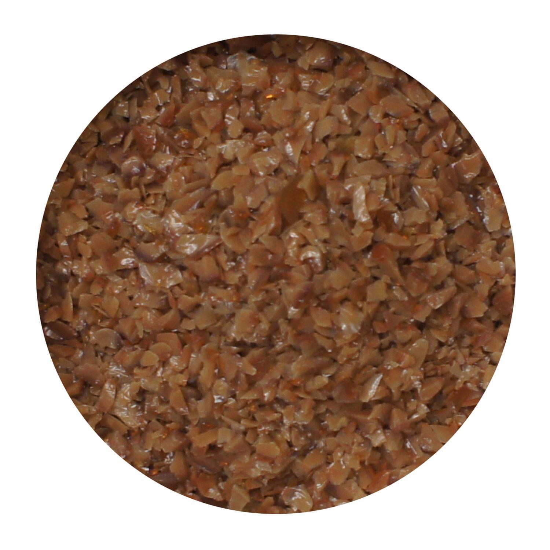 Chestnut Brown Opal Medium Frit 96 Coe 8.5 Oz