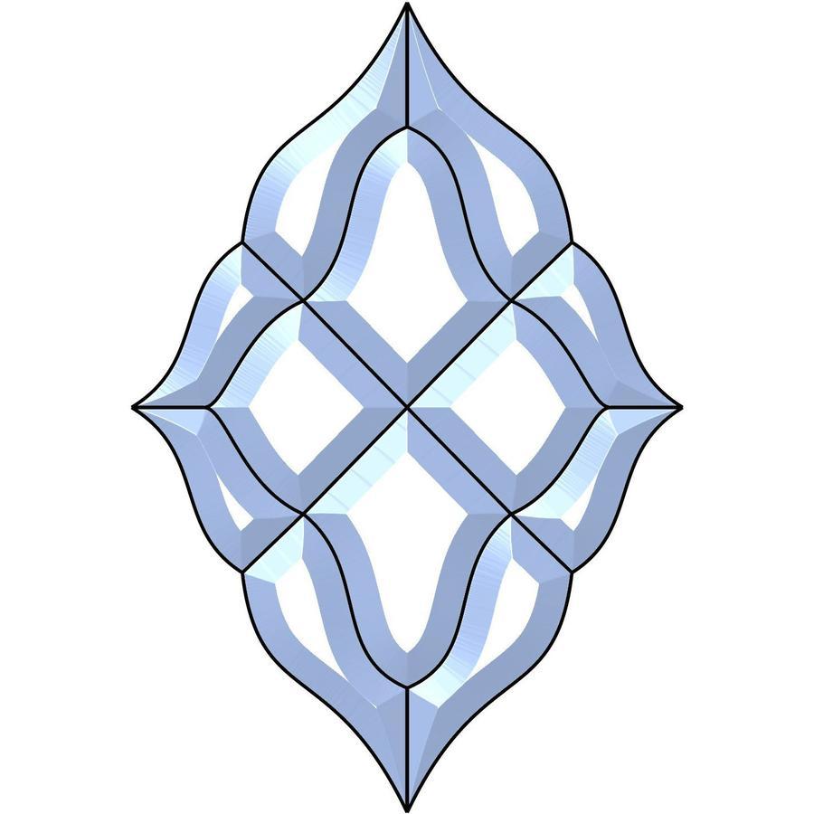 Primrose Bevel Cluster