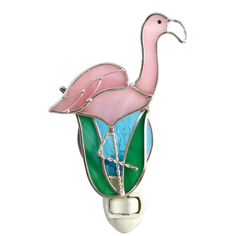 Pre-Cut Flamingo Night Light Kit