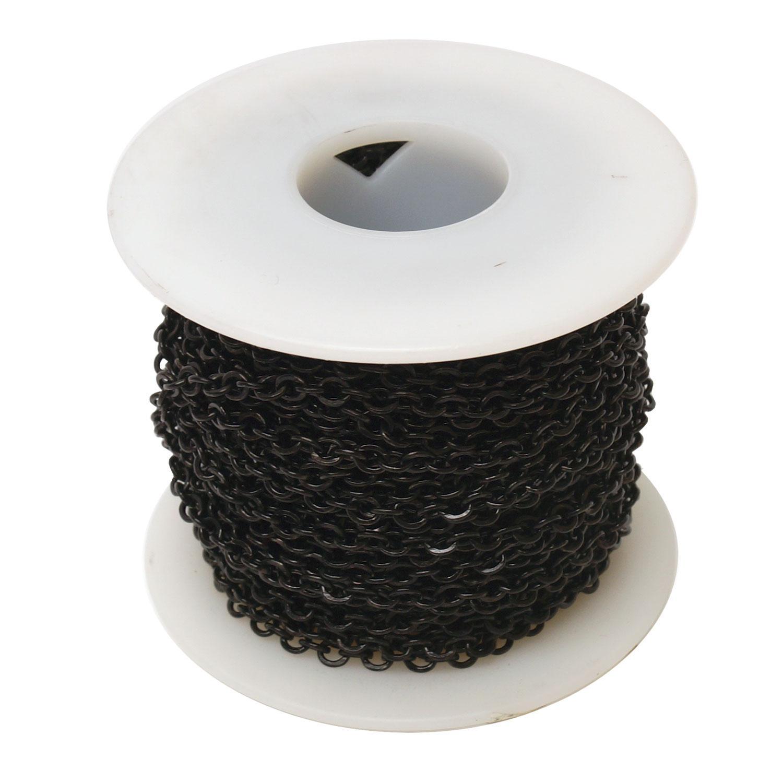 Black Box Chain - 50 Ft. Roll
