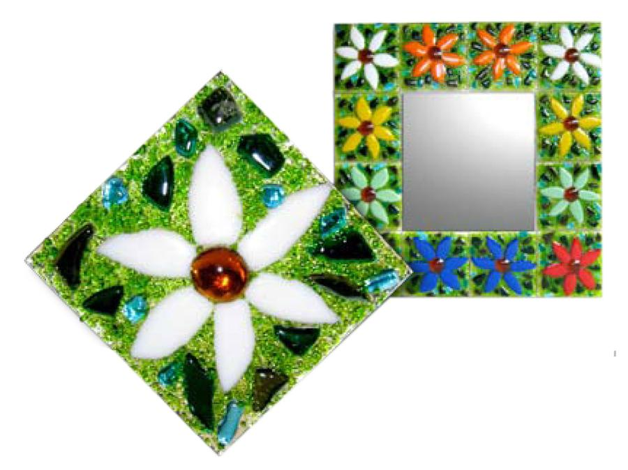 Free Daisy Tiles Project Guide