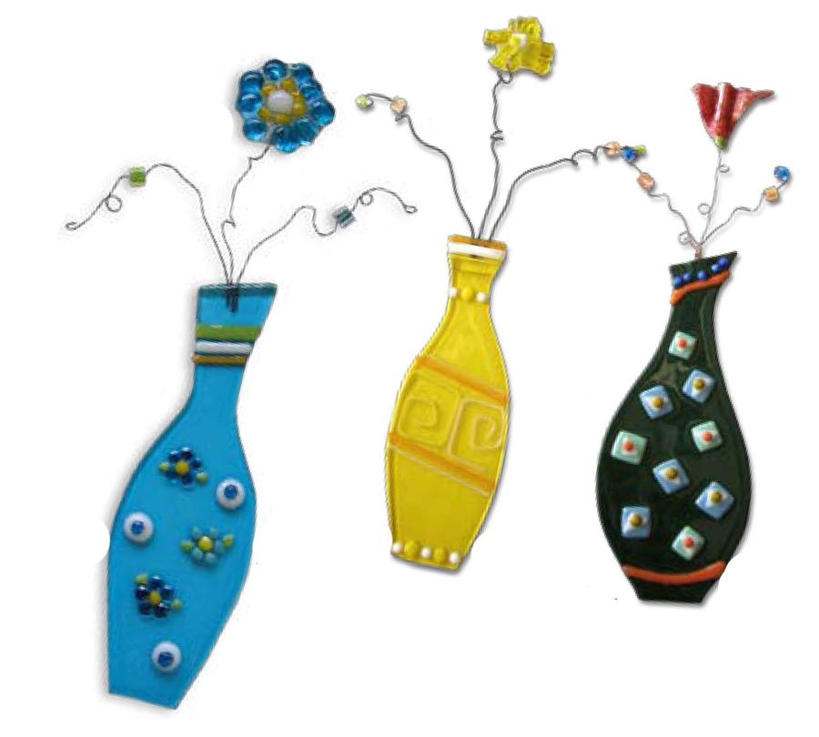 Free Whimsy Vases Project Guide Fusing Fusing