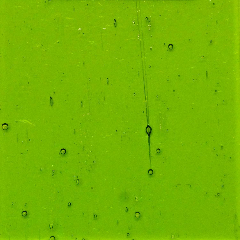 Kokomo Dark Chartreuse Green Seedy Transparent