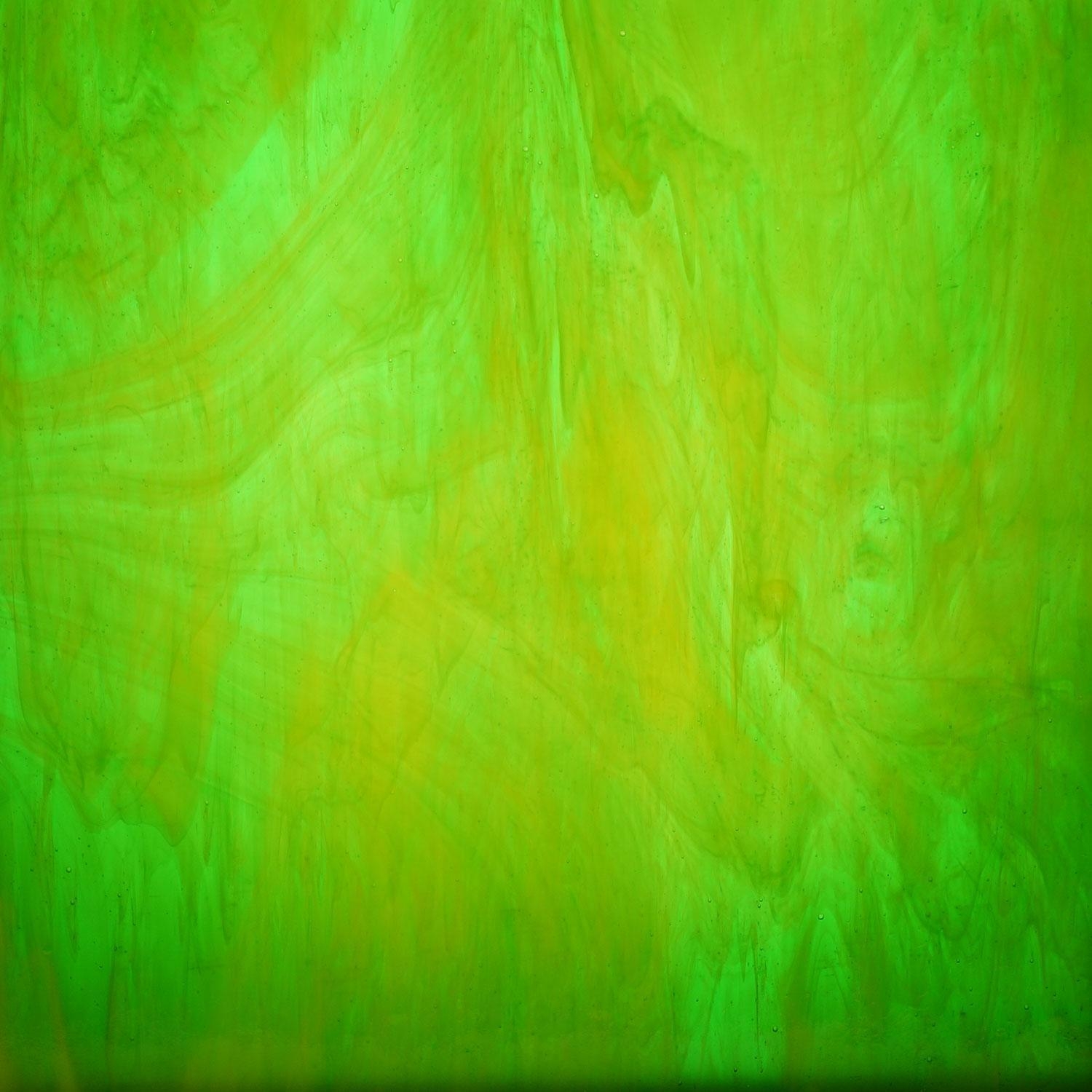 Kokomo Lime Green Opalescent Mix