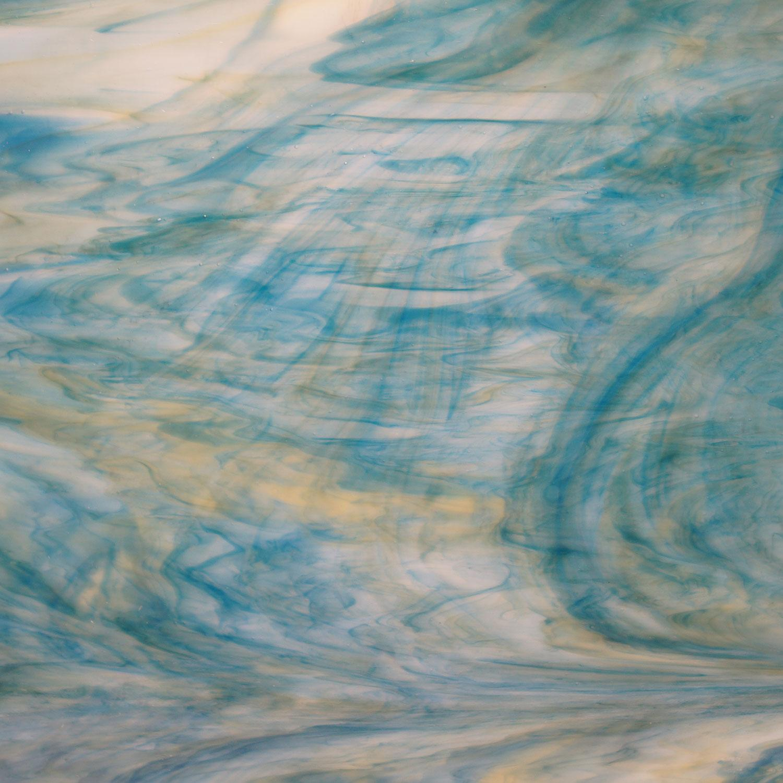 Kokomo Blue And Tan Opal