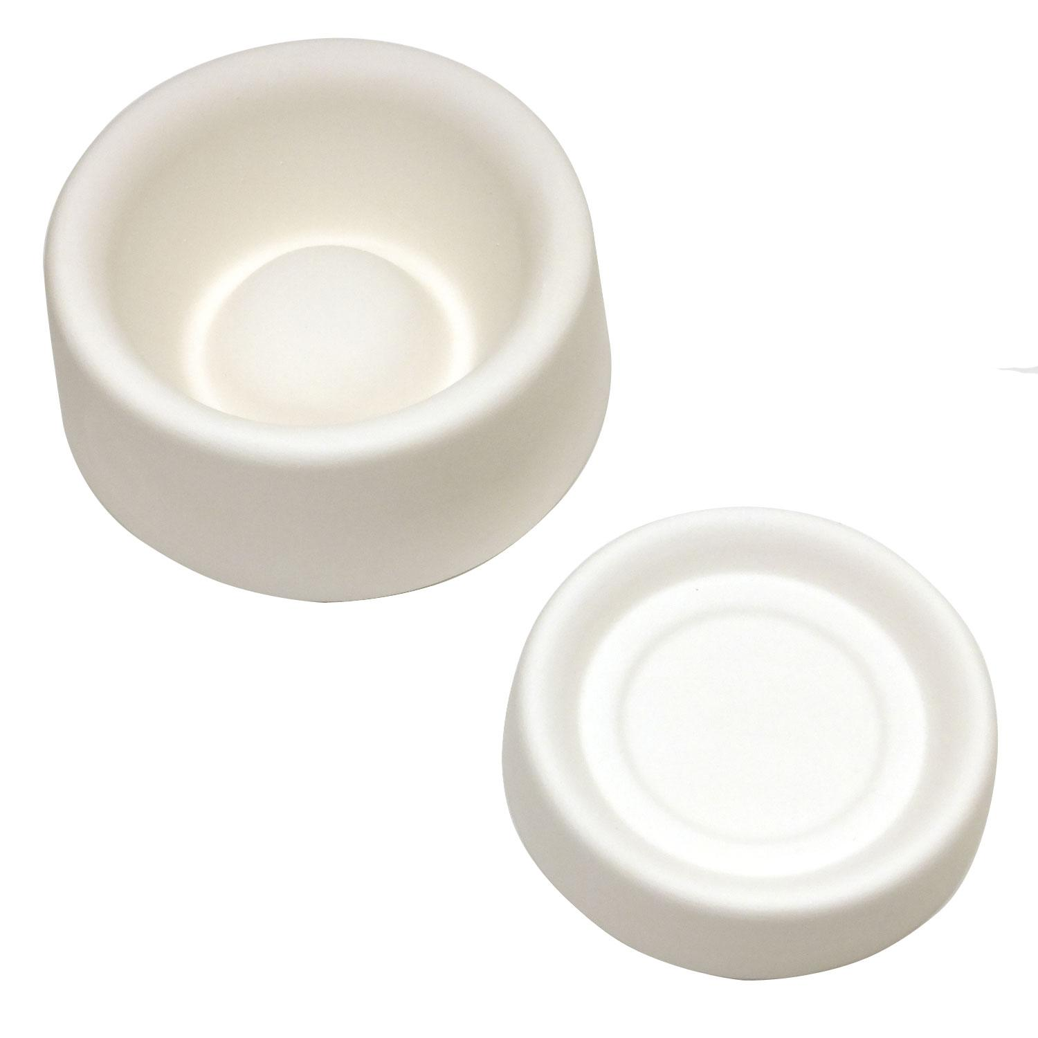 3-1/2 Round Box With Lid Casting Mold