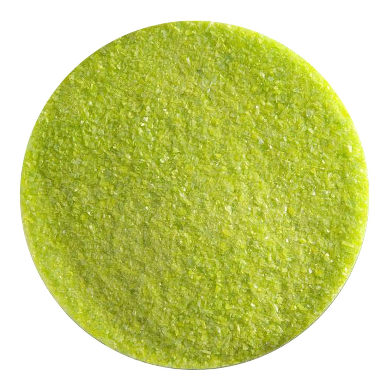 5 oz Spring Green Opal Fine Frit - 90 COE