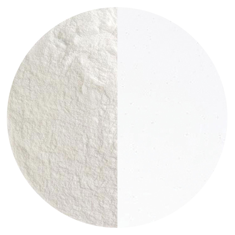 5 oz Clear Transparent Powder Frit - 90 COE