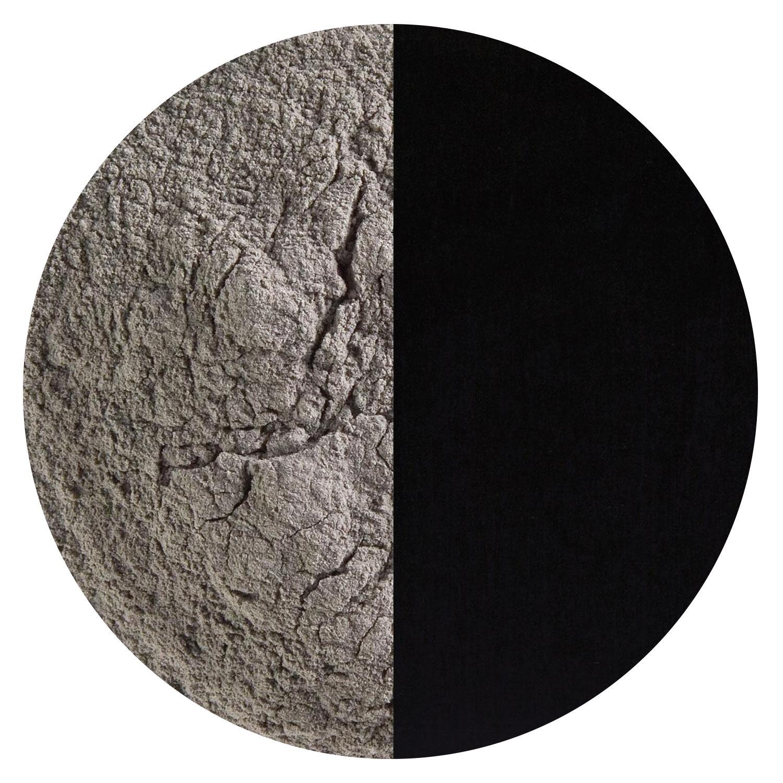 5 Oz Black Opal Powder Frit - 90 COE