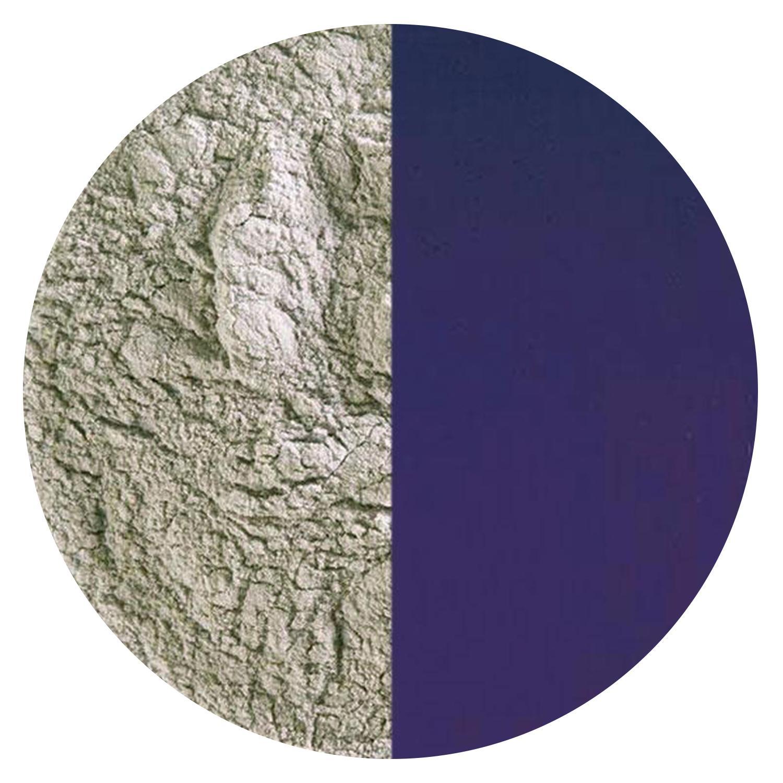 5 Oz Deep Royal Purple Transparent Powder Frit - 90 COE