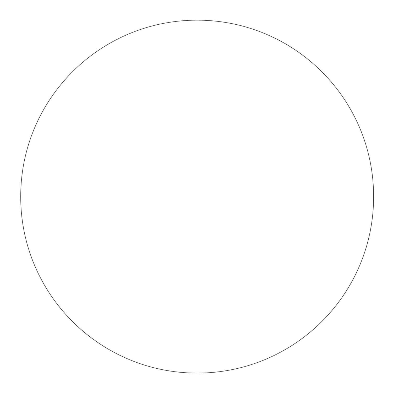 Wissmach White Opal 7 Circle - 90 COE