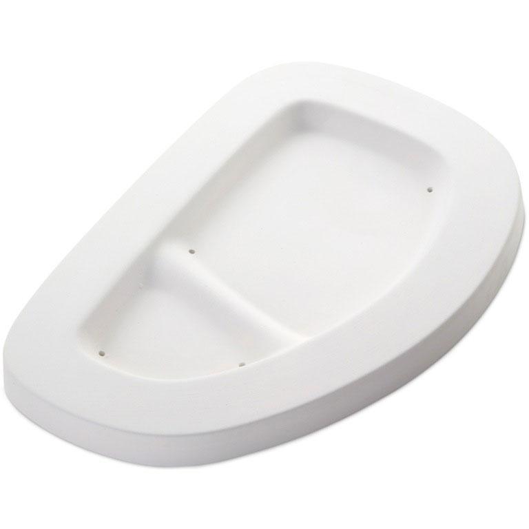 9-1/2 x 6-1/2 Snack Tray Mold