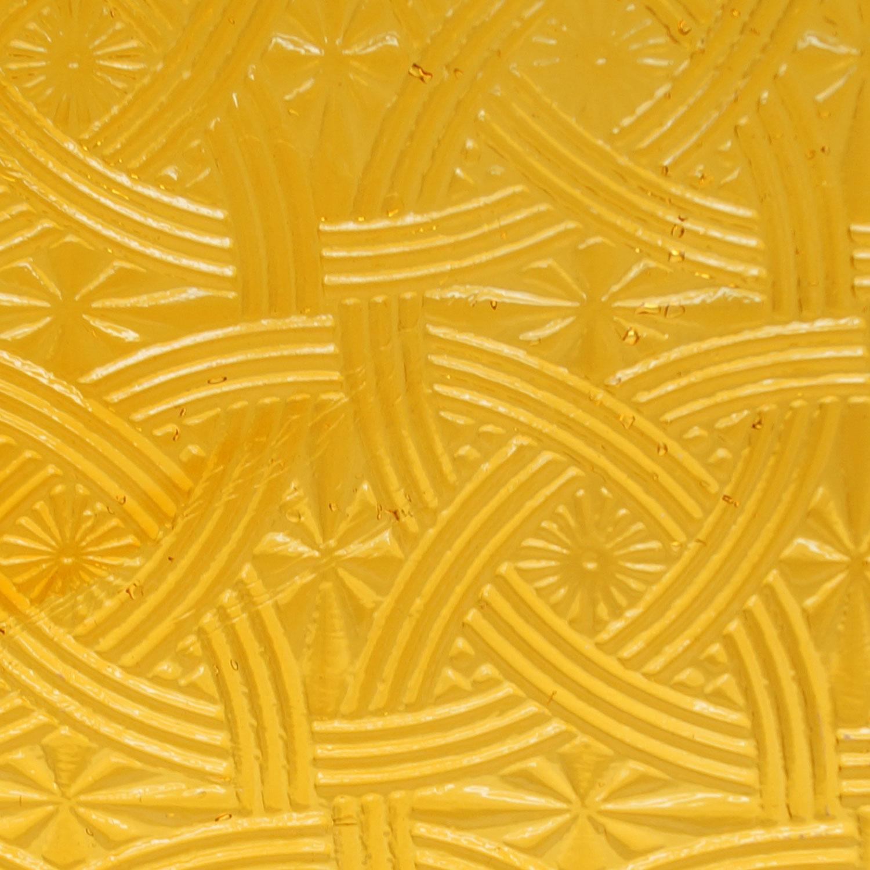 Kokomo Light Amber Cathedral Celtic
