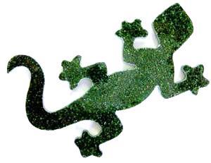 System 96 CutUp Gecko Fusible Pre-Cut - 96 COE