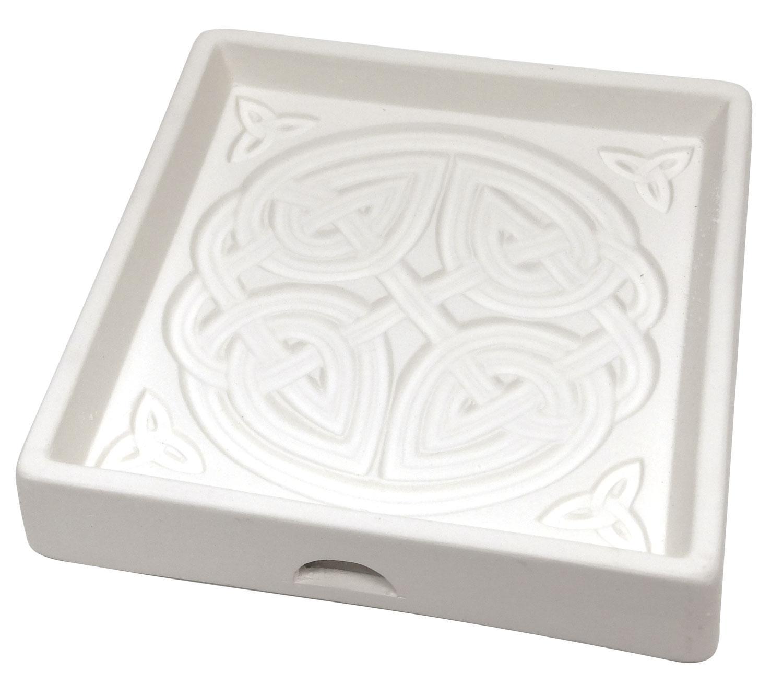 Celtic Tile Casting Mold