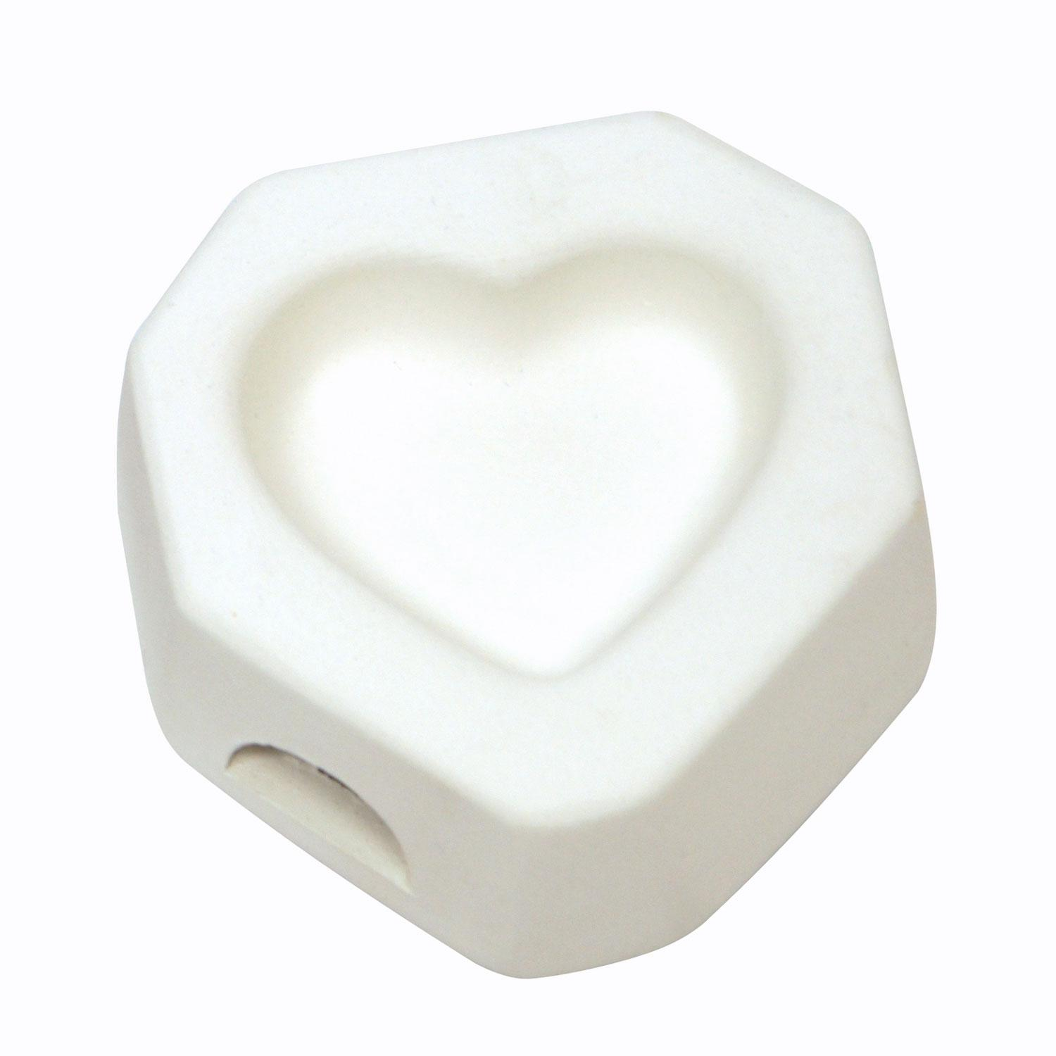 1-1/2 Heart Casting Mold