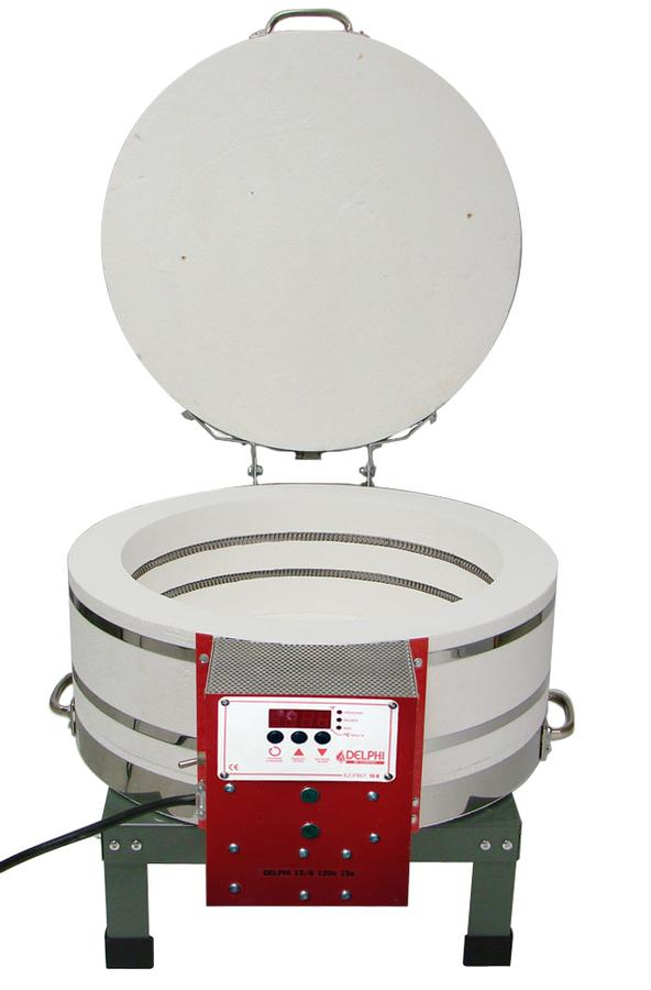 Delphi EZ-Pro Fast Fire 15-6 Fiber Kiln