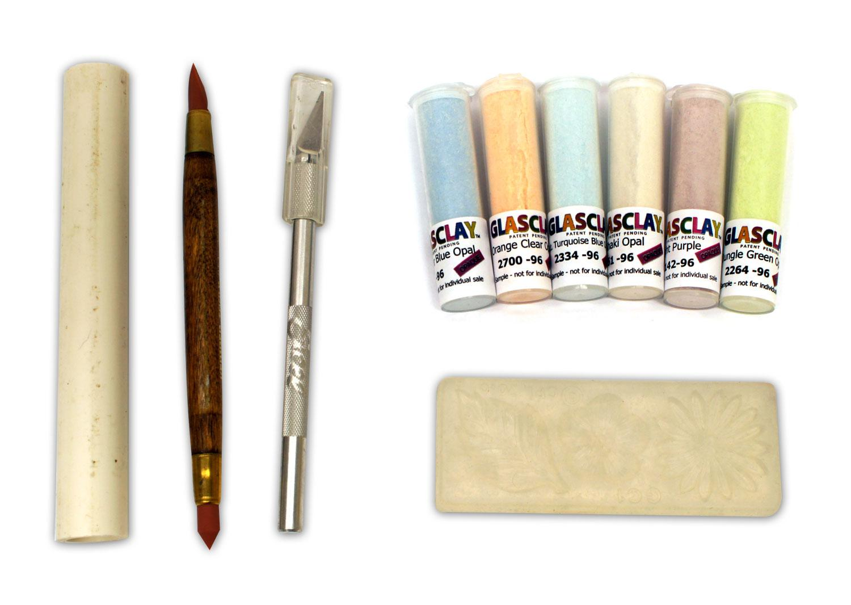 Glasclay Kit - 96 COE
