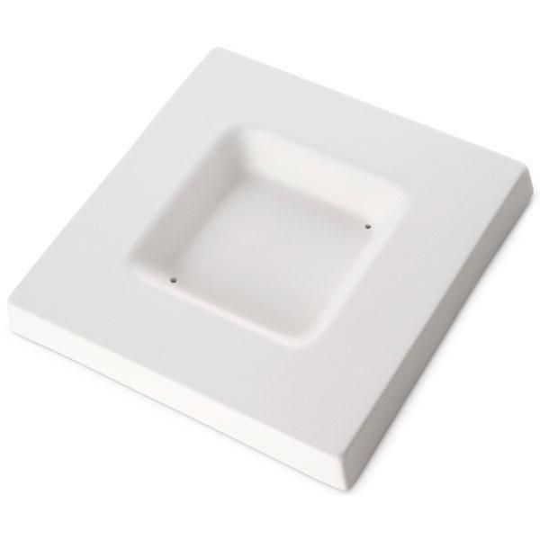6-1/4 Mini Soft Edge Plate Slumping Mold