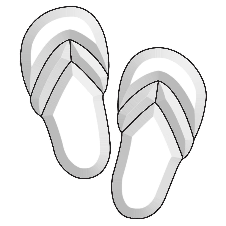 Flip Flops Bevel Cluster