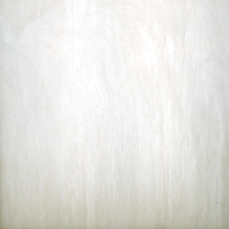 Kokomo White and Clear Medium Dense Streaky