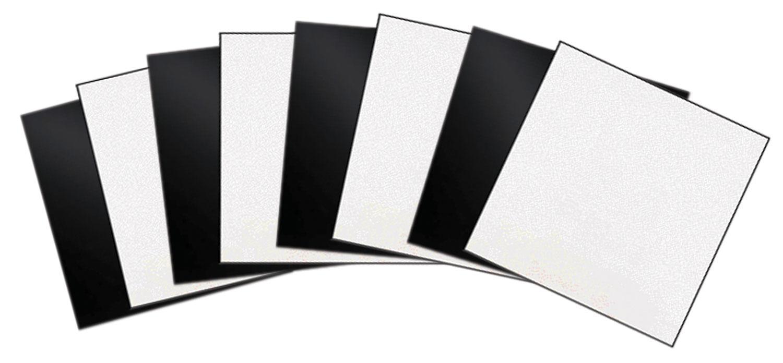 Wissmach 90 Essentials Clear And Black Glass Pack - 90 COE