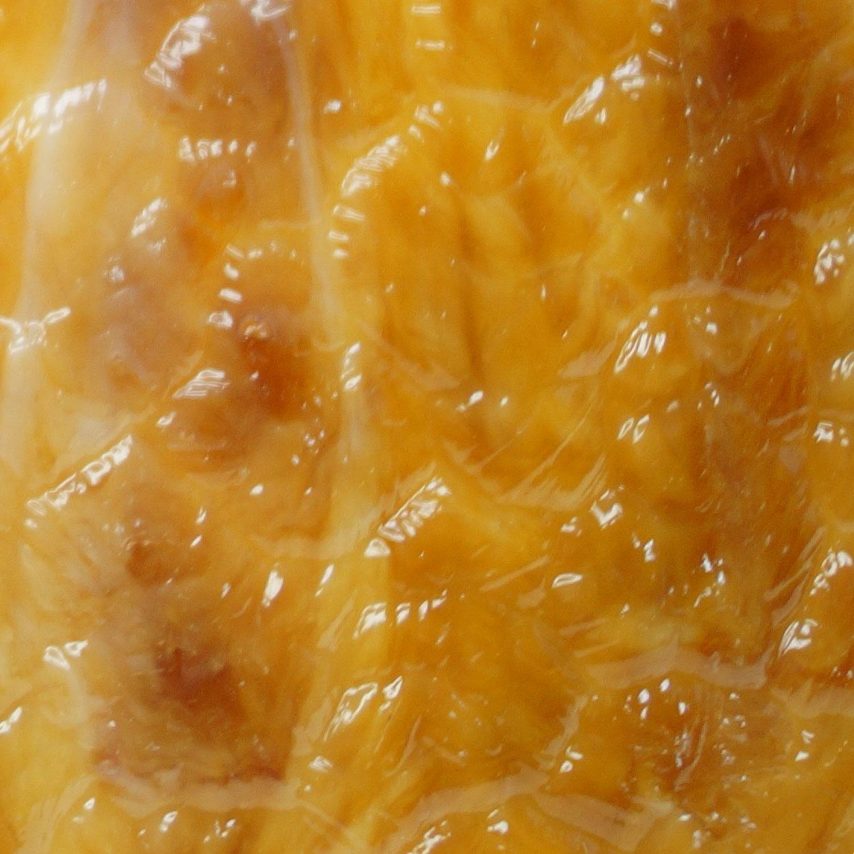 Kokomo Peachy, Yellow and Dark Amber Wave