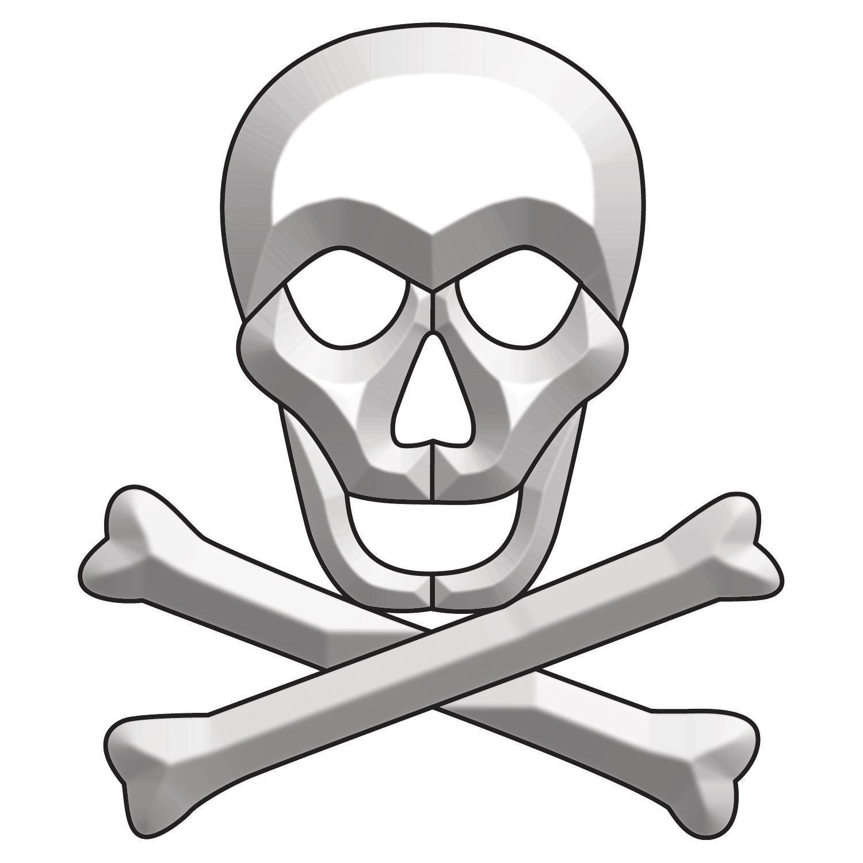 Skull Bevel Cluster