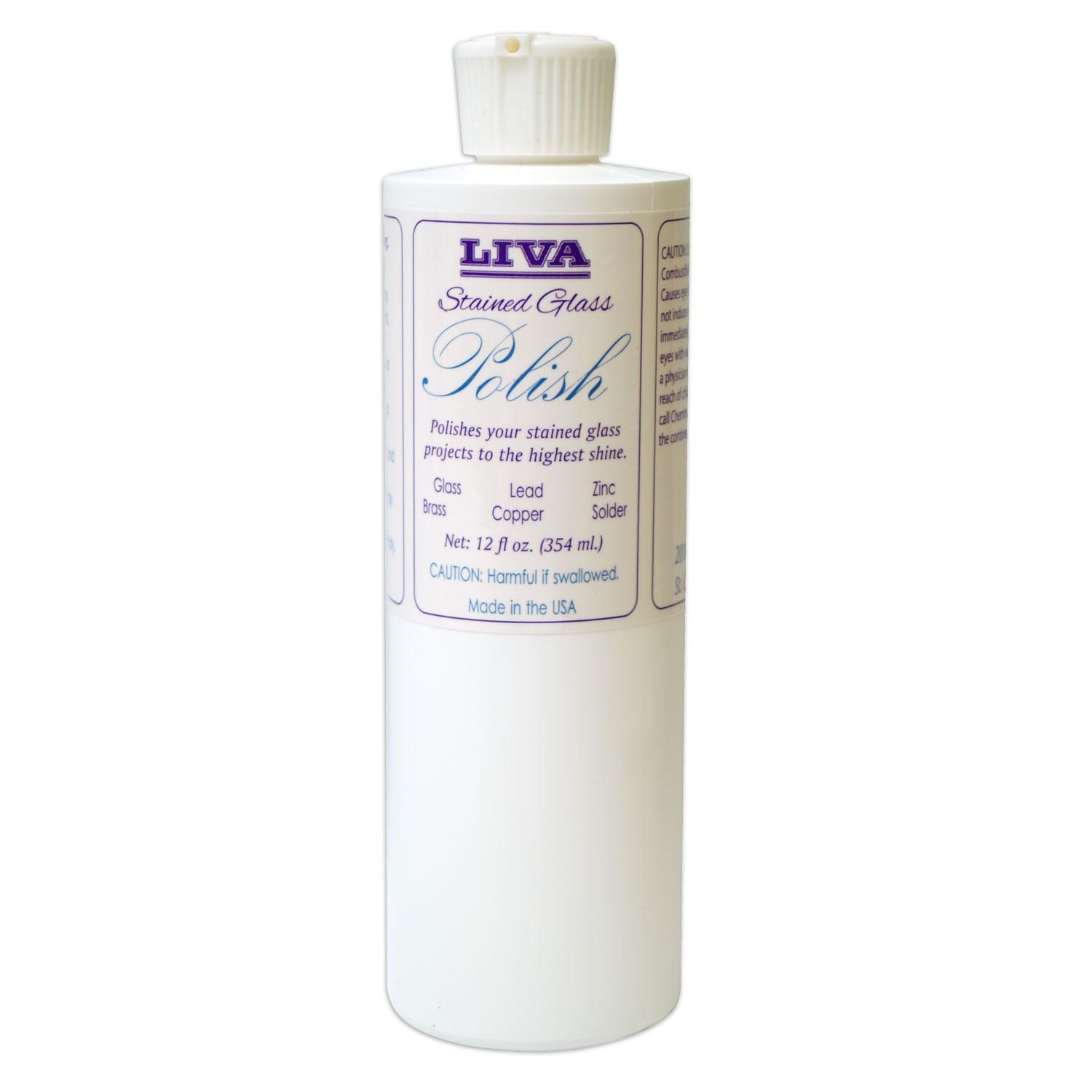 Liva Stained Glass Polish - 12 Oz