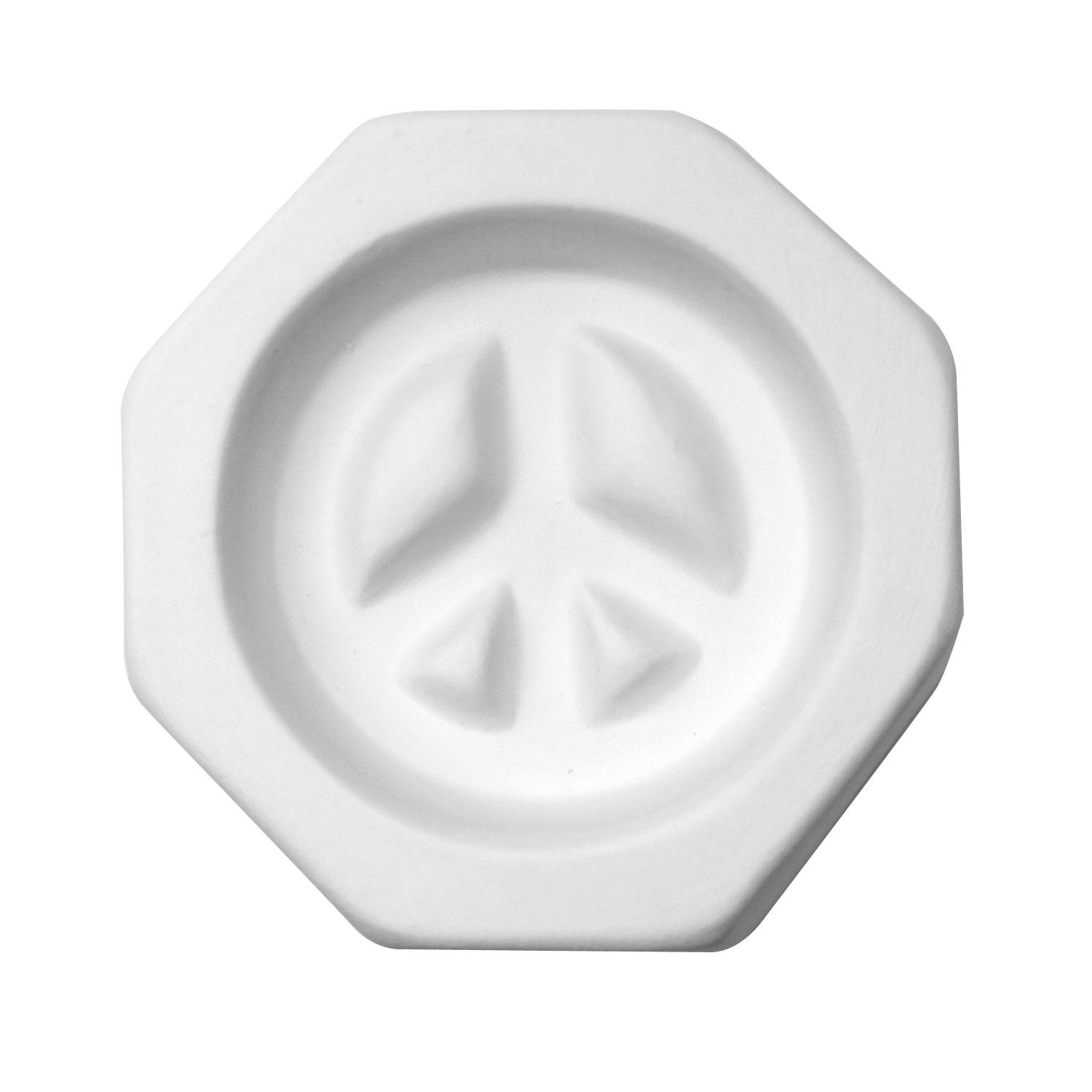 Peace Sign Jewelry Mold