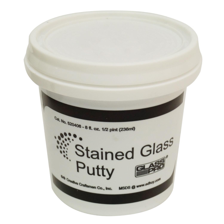 Black Window Glazing Putty : Glass pro black putty pint came supplies delphi