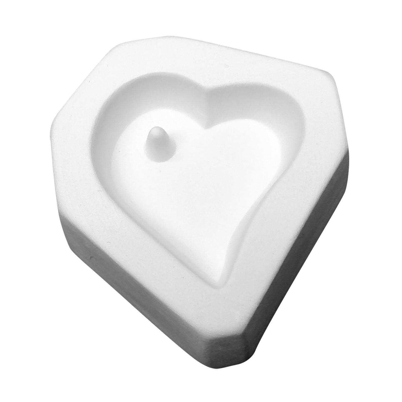 Heart Jewelry Mold