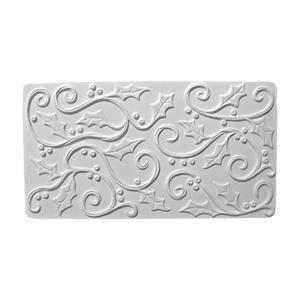Holly Texture Mold