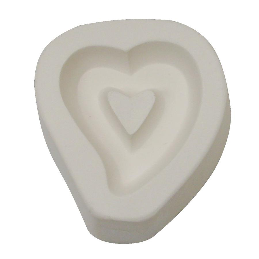 Hollow Heart Jewelry Mold