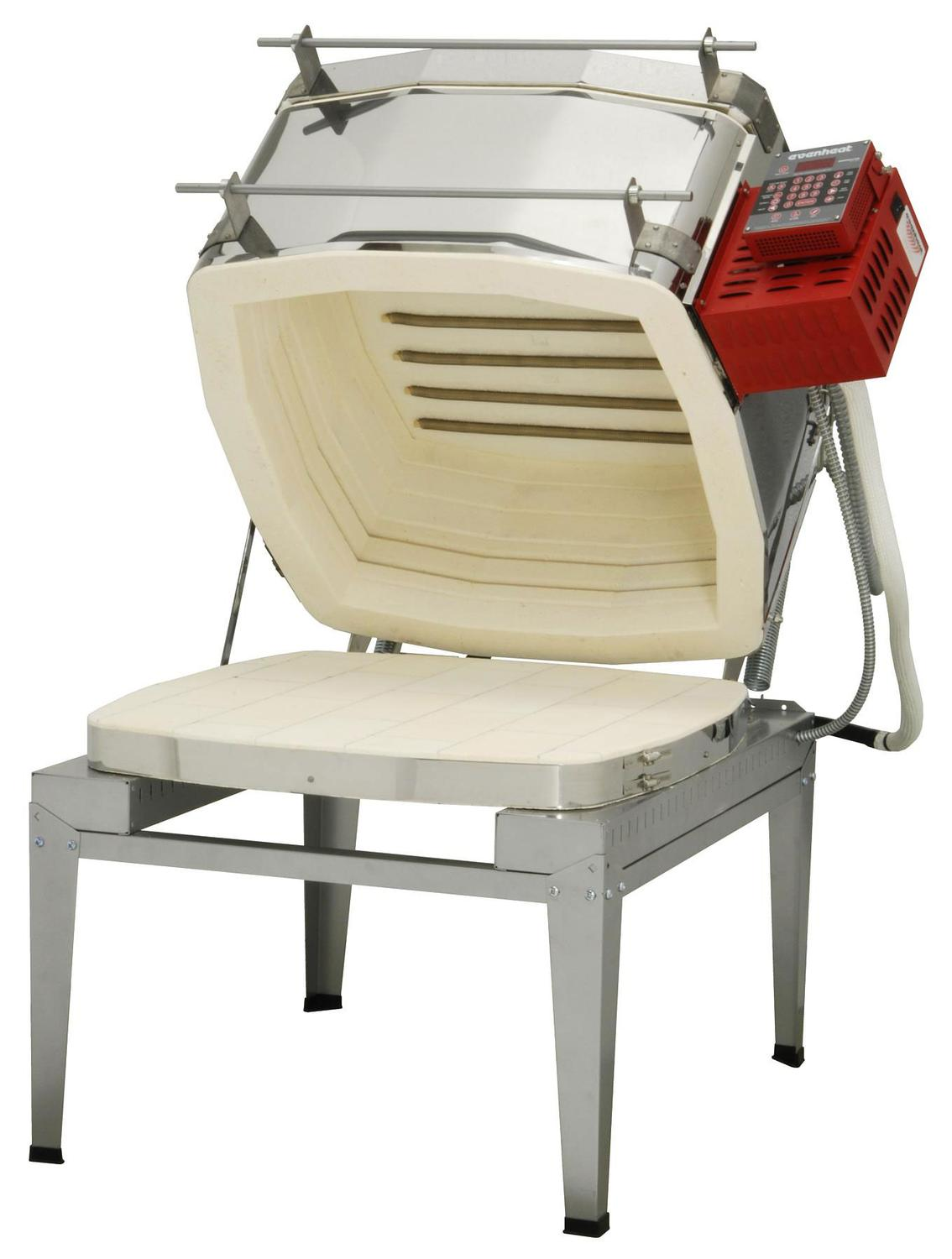 Studio Pro 24 Kiln with RampMaster with Express Mode and Furniture Kit