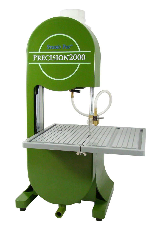 Precision 2000 Bandsaw Diamond Tech