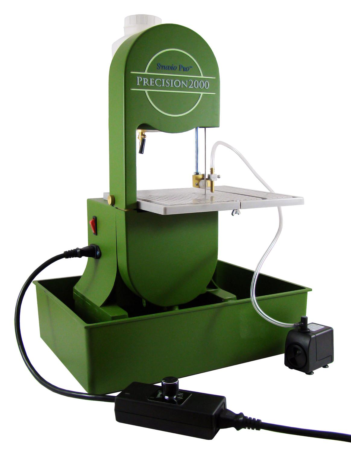 Precision 2000 Deluxe Bandsaw Diamond Tech