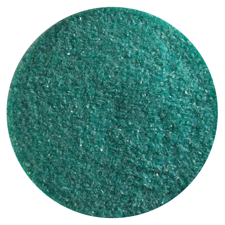 5 oz Teal Green Opal Fine Frit - 90 COE