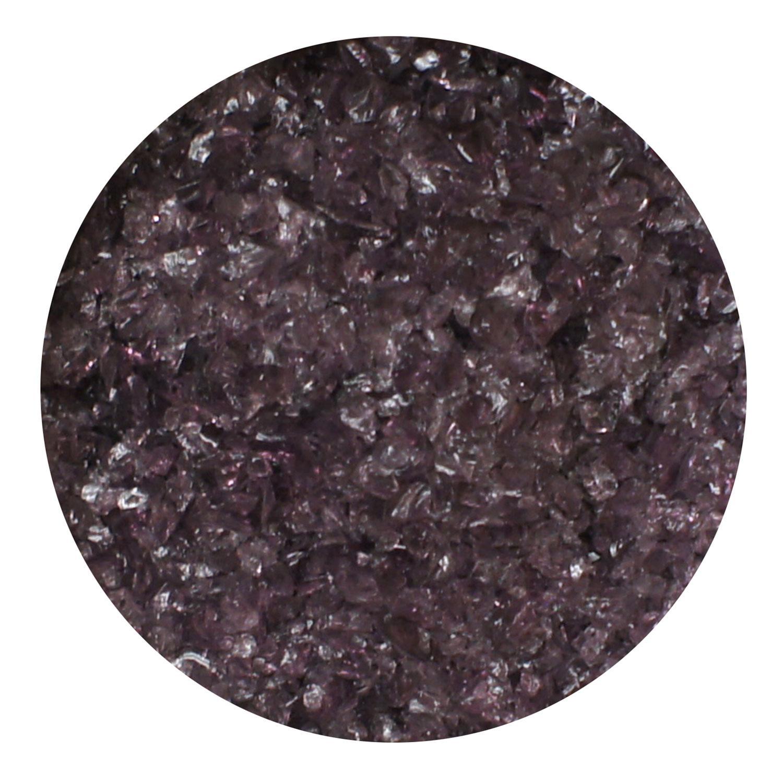8.5 oz Violet Transparent Medium Frit- 96 COE
