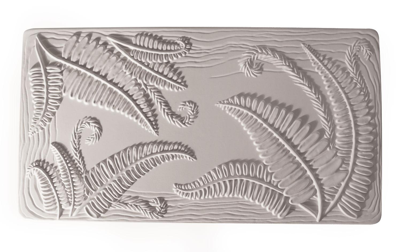 Fern Texture Tile