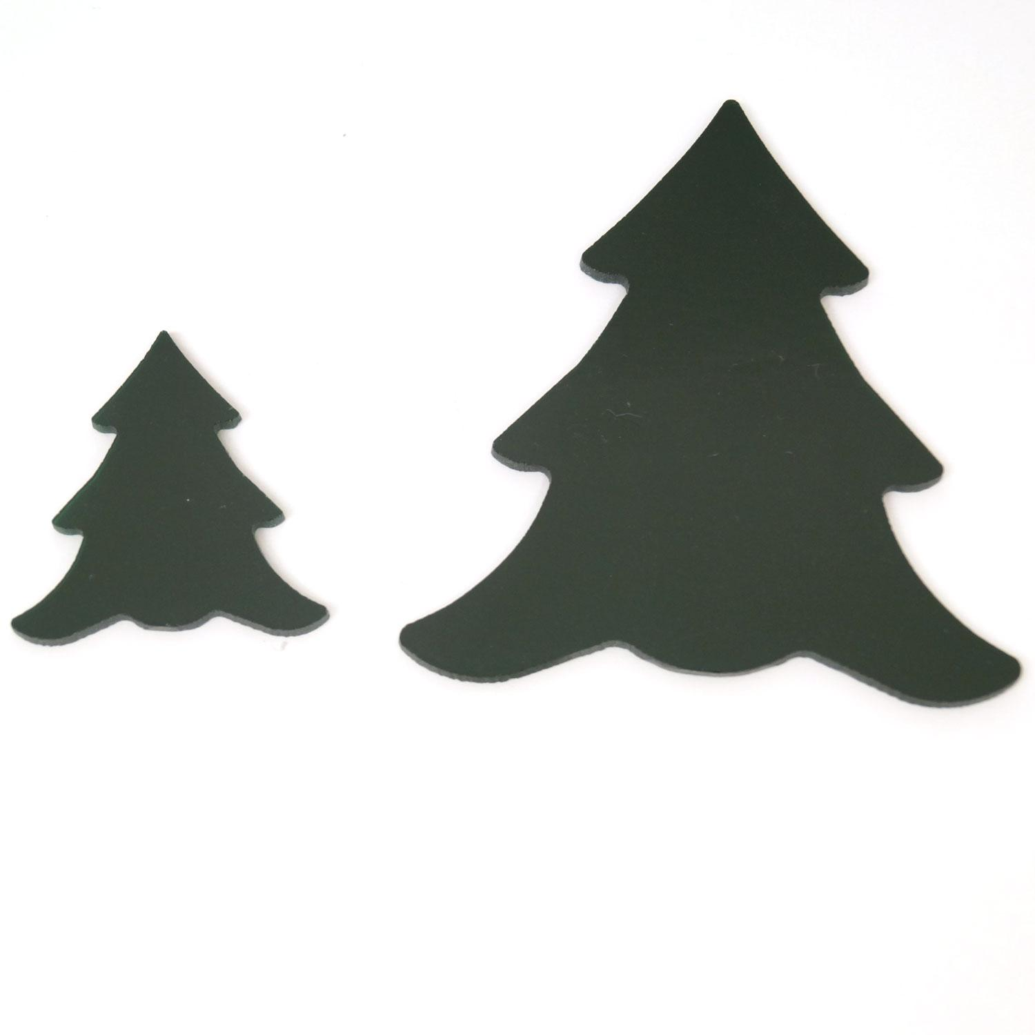 Christmas Tree Fusible Pre-Cut Assortment 2 Pack - 96 COE