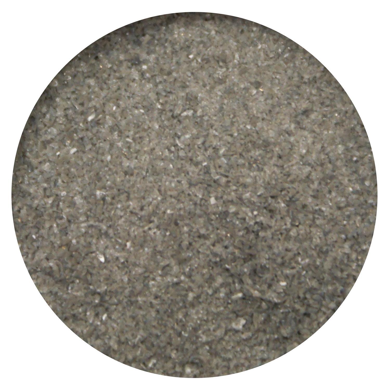 8.5 Oz Charcoal Gray Opal Fine Frit - 96 COE