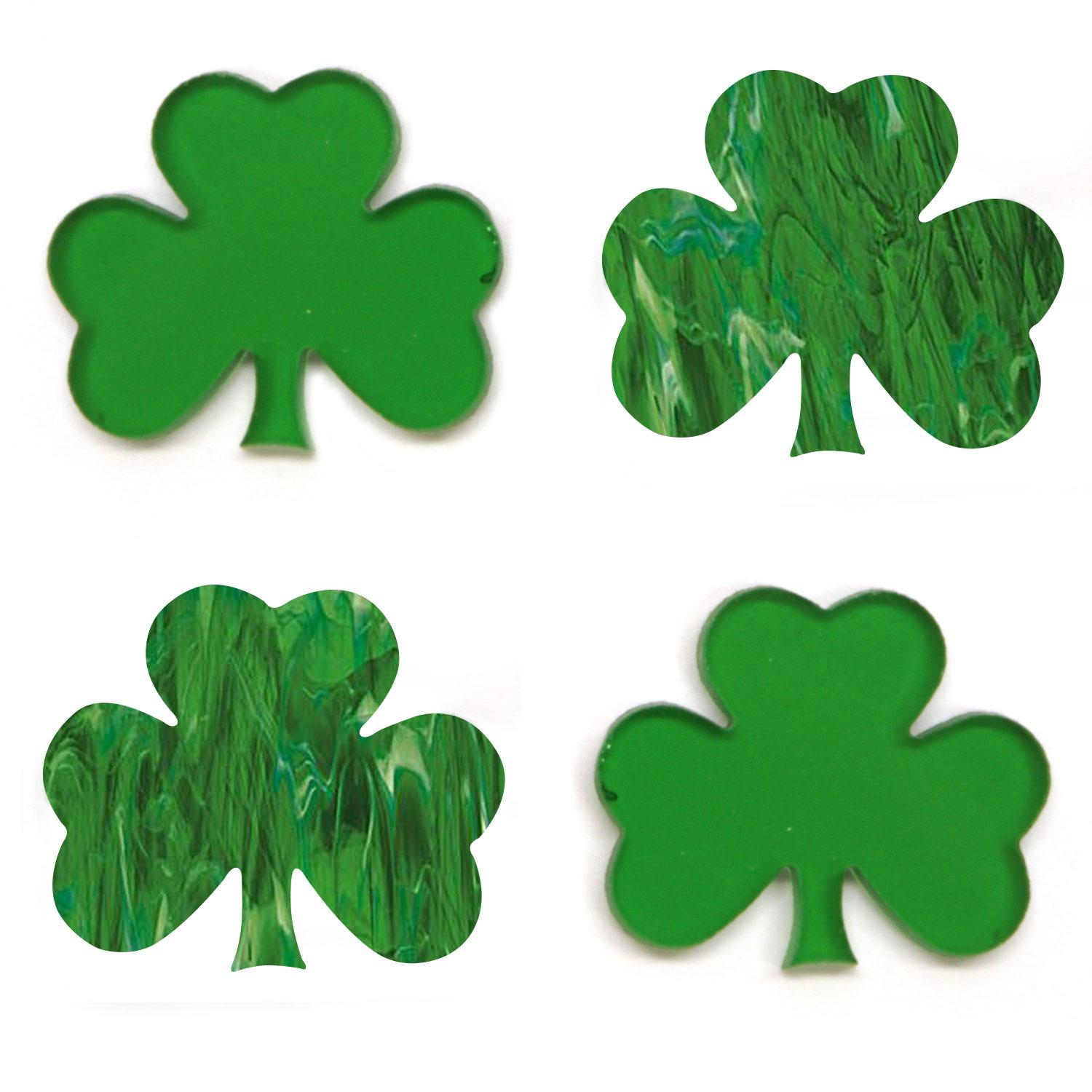 Shamrock Fusible Pre-Cut 4 Pack - 96 COE
