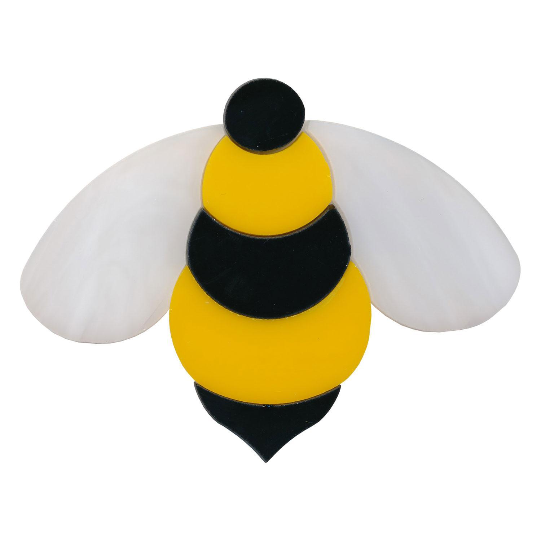 Bumble Bee Fusible Pre-Cut - 96 COE
