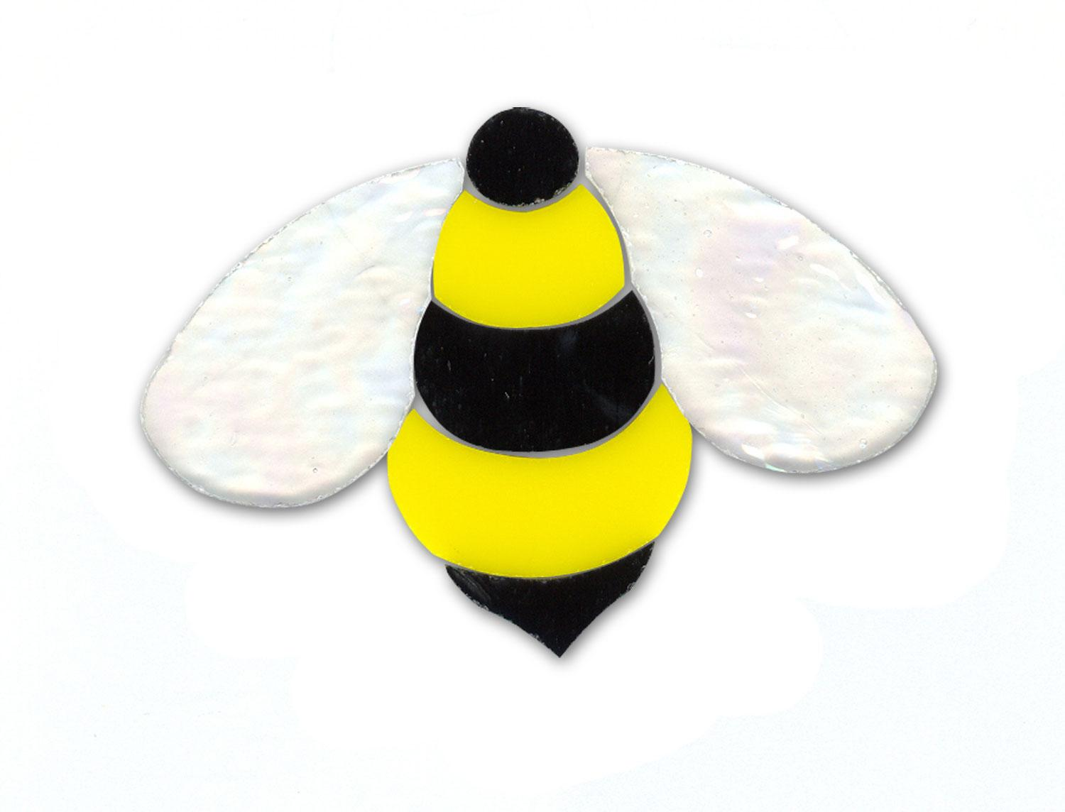 Bumble Bee Fusible Pre-Cut - 90 COE